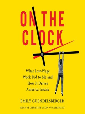 cover image of On the Clock