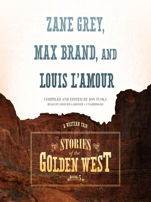 cover image of Stories of the Golden West, Book 5