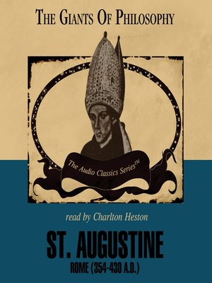 cover image of St. Augustine