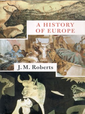 cover image of A History of Europe
