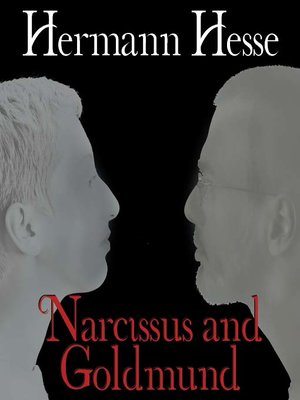cover image of Narcissus and Goldmund