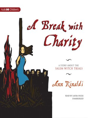 cover image of A Break with Charity