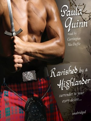 cover image of Ravished by a Highlander