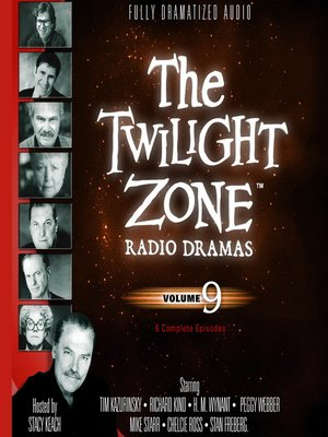 cover image of The Twilight Zone Radio Dramas, Volume 9