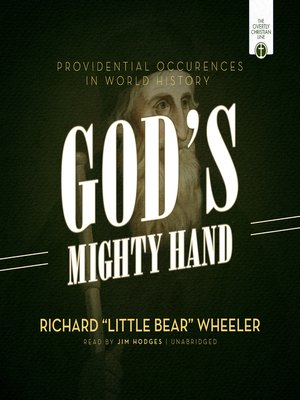 cover image of God's Mighty Hand
