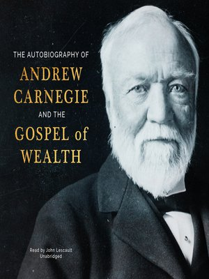 a biography of andrew carnegie Andrew carnegie was only five feet tall that is by no means the least interesting fact in david nasaw's fascinating new biography of a man who — metaphorically if not physically — looms so large over the history of 19th-century american capitalism.