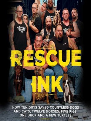 cover image of Rescue Ink