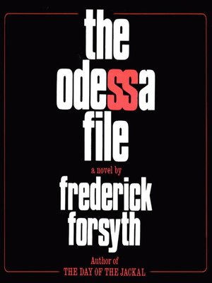 cover image of The Odessa File