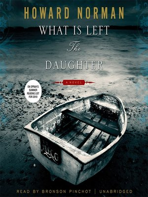 cover image of What Is Left the Daughter