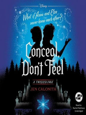 cover image of Conceal, Don't Feel