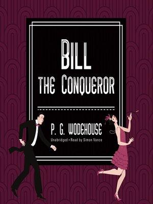 cover image of Bill the Conqueror
