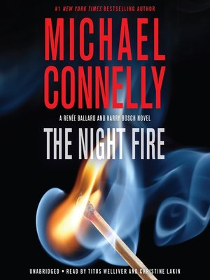 cover image of The Night Fire