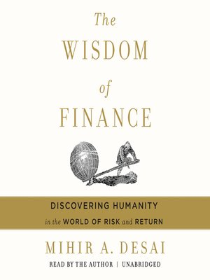cover image of The Wisdom of Finance