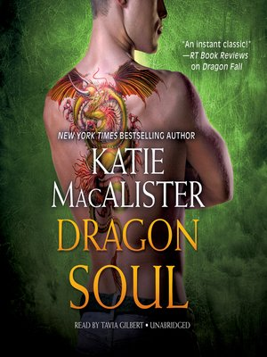 cover image of Dragon Soul