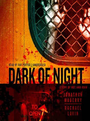 cover image of Dark of Night