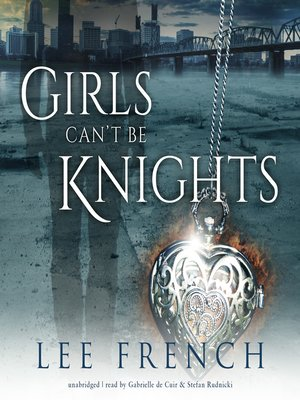 cover image of Girls Can't Be Knights