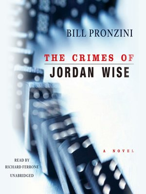 cover image of The Crimes of Jordan Wise