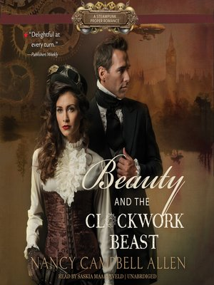 cover image of Beauty and the Clockwork Beast