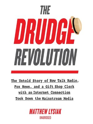 cover image of The Drudge Revolution