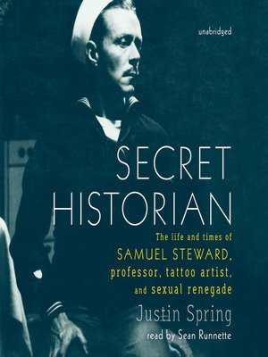 cover image of Secret Historian