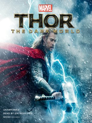 cover image of Marvel's Thor: The Dark World