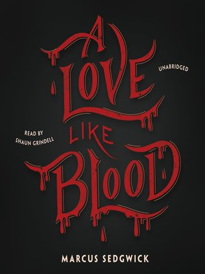 cover image of A Love like Blood