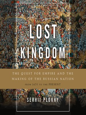 cover image of Lost Kingdom