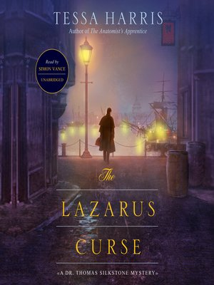 cover image of The Lazarus Curse