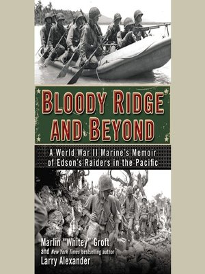 cover image of Bloody Ridge and Beyond