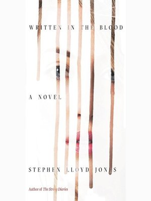 cover image of Written in the Blood