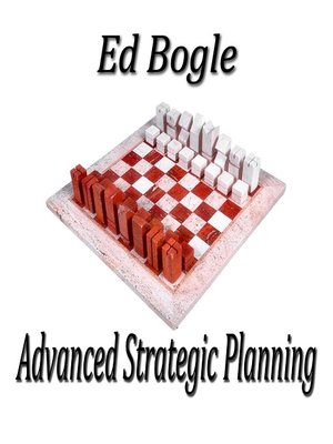 cover image of Advanced Strategic Planning