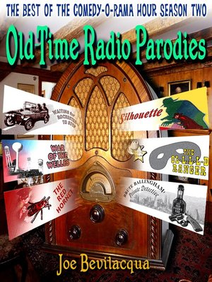 cover image of Old-Time Radio Parodies