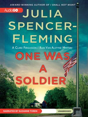 cover image of One Was a Soldier