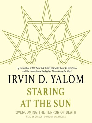 cover image of Staring at the Sun