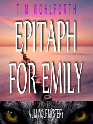 cover image of Epitaph for Emily