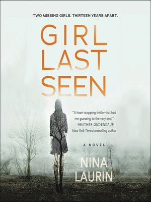 cover image of Girl Last Seen