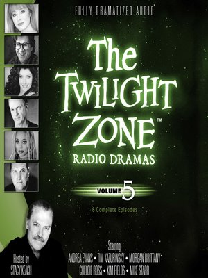 cover image of The Twilight Zone Radio Dramas, Volume 5