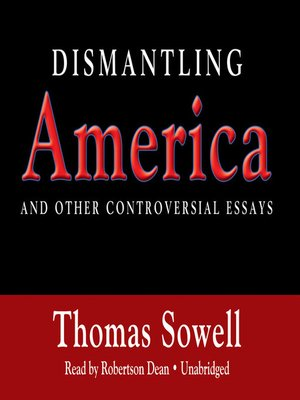 cover image of Dismantling America