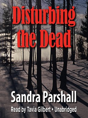 cover image of Disturbing the Dead