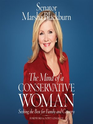 cover image of The Mind of a Conservative Woman