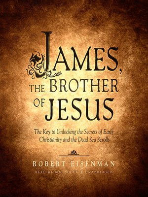 cover image of James, the Brother of Jesus