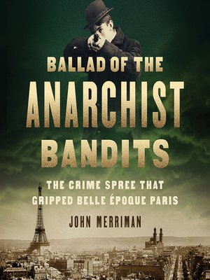 cover image of Ballad of the Anarchist Bandits