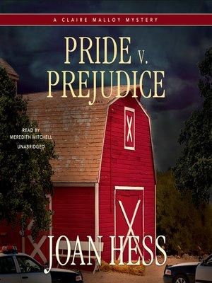 cover image of Pride v. Prejudice