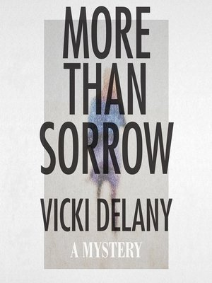 cover image of More Than Sorrow