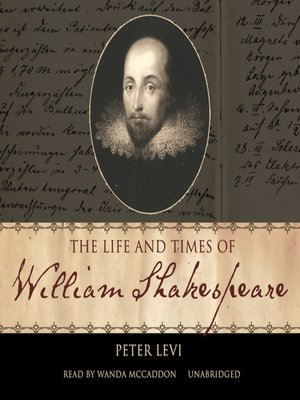 cover image of The Life and Times of William Shakespeare
