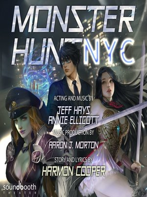 cover image of Monster Hunt NYC
