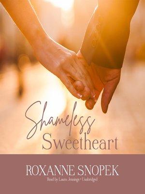 cover image of Shameless Sweetheart
