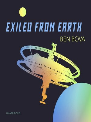 cover image of Exiled from Earth