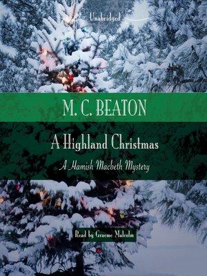 cover image of Highland Christmas