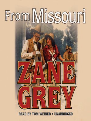 cover image of From Missouri